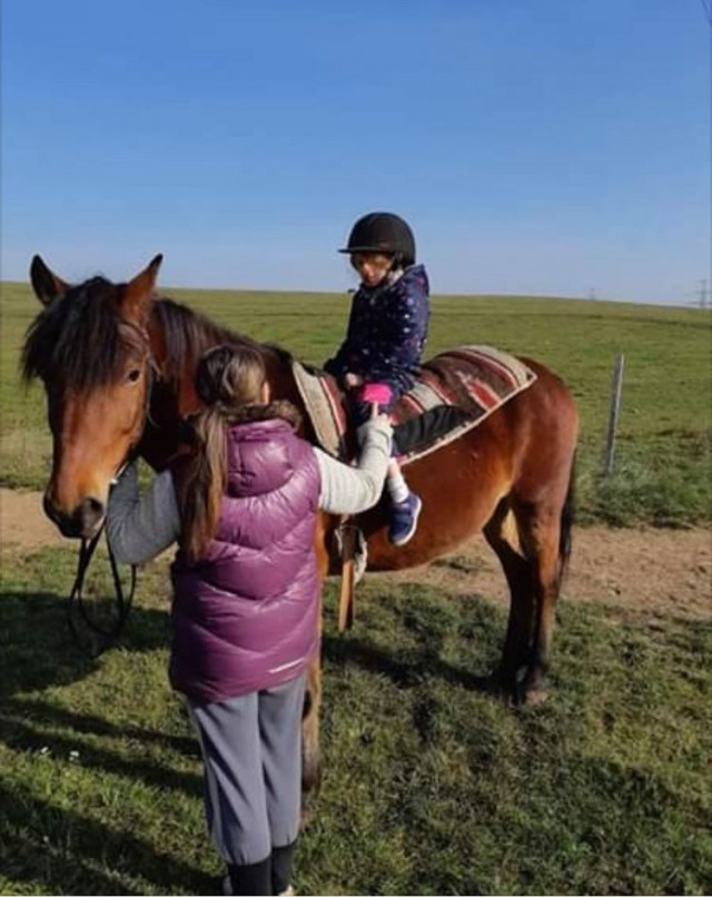 Hiporehabilitační pobyt pro Esterku
