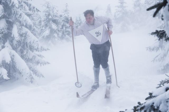 Poslední závod – film o přátelství a odvaze lyžařů Hanče, Vrbaty a Ratha