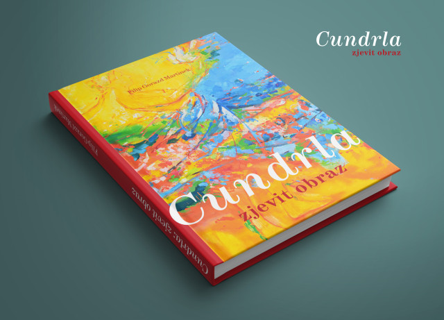 Kniha o strážnickém malíři Františku Cundrlovi