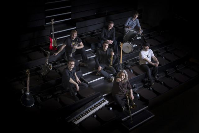Koncert kapely Těla