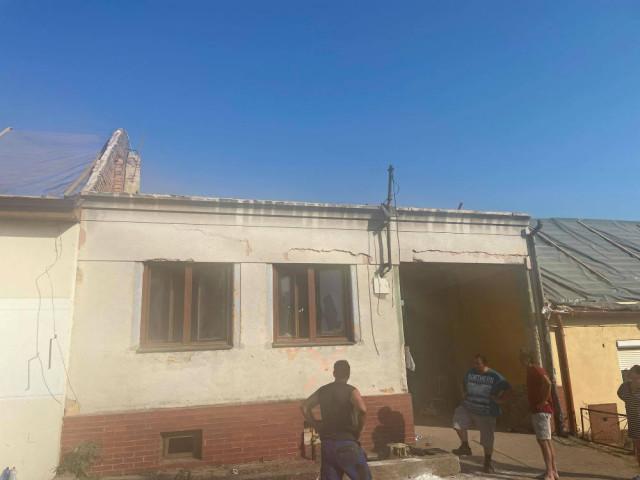 Pomoc pro tátu, Romana Vlašice, kterému tornádo sebralo domov