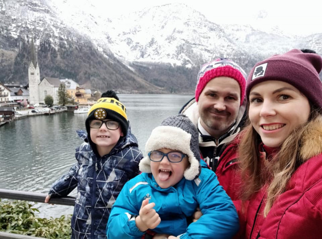 Pomohli jste Andrejce a jejím dětem se začátkem nové a nelehké životní etapy bez manžela a tatínka