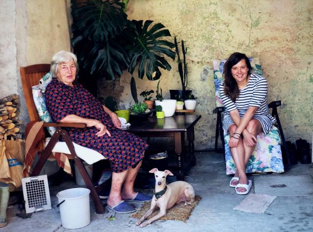 Kousek přírody do domovů pro seniory