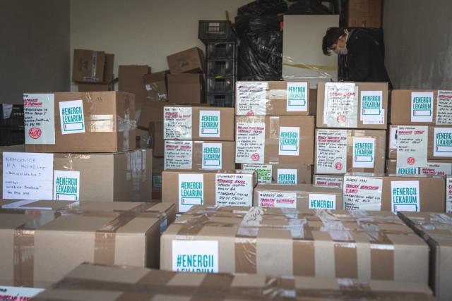 #ENERGIILEKARUM – balíčky pro zdravotníky ožívají podruhé