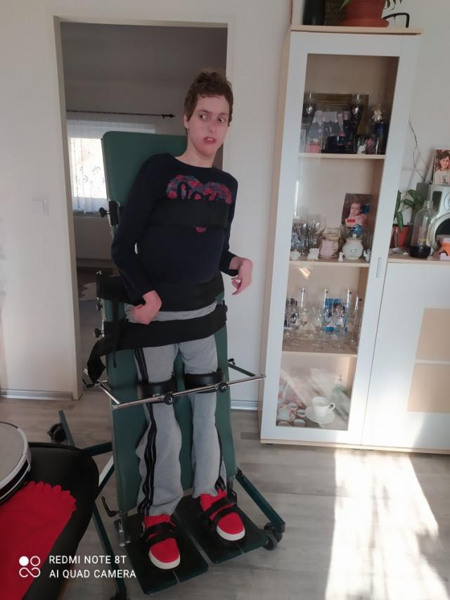 Speciální rehabilitace pro Terezku