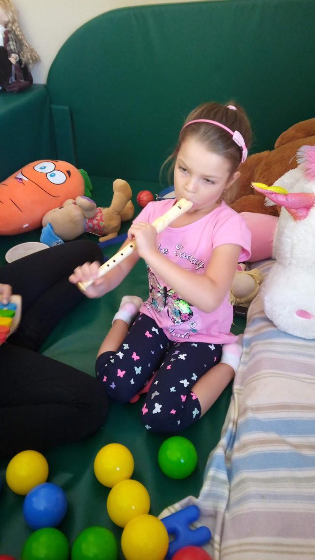 Neurorehabilitace pro malou bojovnici Lilly