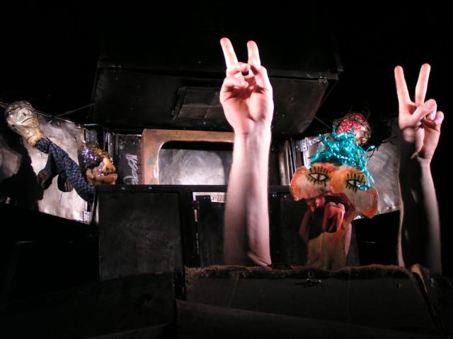 Představení Divadla Líšeň #kulturažije