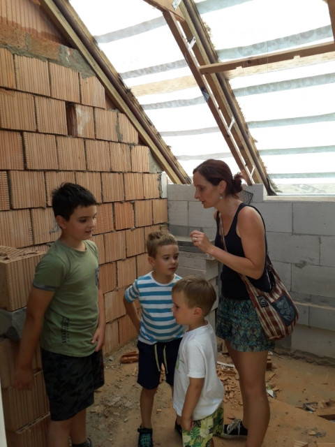 Pomoc rodině Kujové, které zasáhlo tornádo