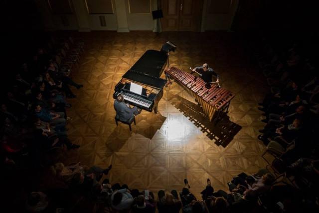 Podpořte perkusionistu Antona Ždanoviče #kulturažije
