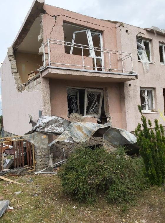 Pomoc pro mé rodiče, manžele Kordulíkovy, které zasáhlo tornádo