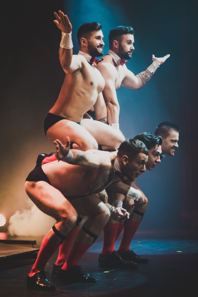 Podpořme společně The Roosters Theatre #kulturažije