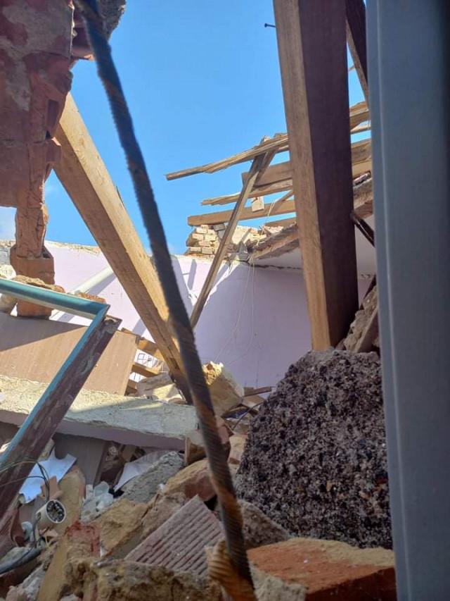 Pomoc pro rodinu Křivákovou, která přišla o domov po zasažení tornádem