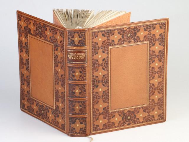 Pomozte udržet Muzeum klasického knihařství