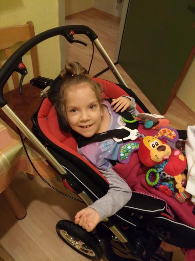 Větší auto Michalce usnadní cesty k lékařům i na výlety