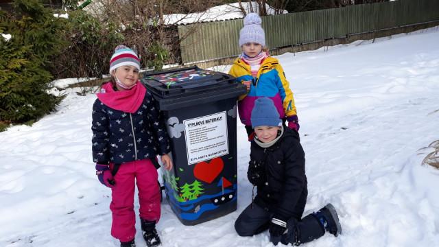 Planeta našim dětem – jak netvořit odpad a dát mu nový život