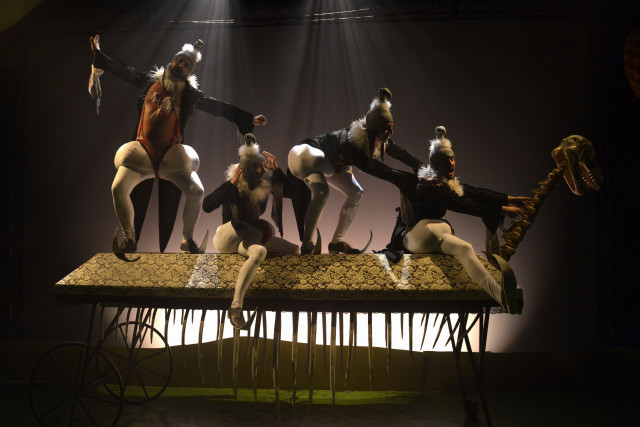 Záznam muzikálu Mauglí na podporu technického personálu Divadla Kalich #kulturažije