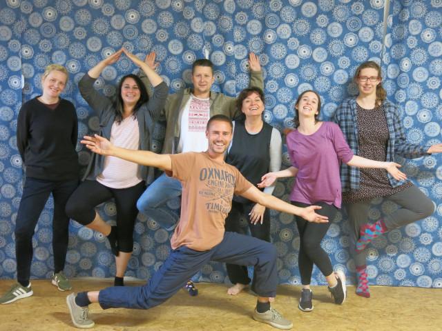Podpořme školu scénického umění JustMonkeys #kulturažije
