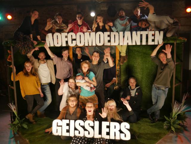 Podpořme Geisslers Hofcomoedianten #kulturažije