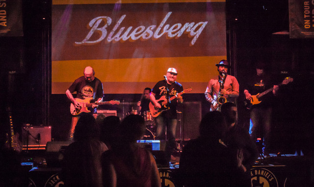 Podpořte kapelu Bluesberg a klub Jack's Cowhouse #kulturažije