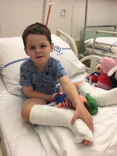 Bojovník Nicolas potřebuje pomoci s léčbou