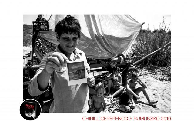 Autorská fotografie o rozměru 40x60cm od Chirilla Cerepenca
