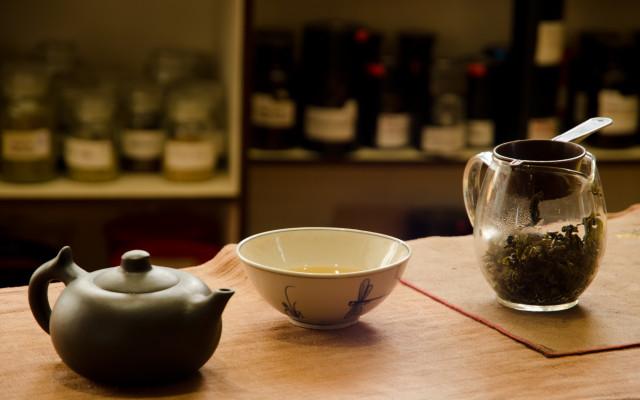 Čaj a vodní dýmka dle vašeho výběru