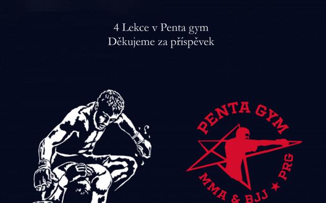 4 Lekce v Penta gym