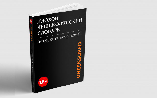 Kniha s podpisem (měkké desky, vazba V2) // Книга с подписью в мягкой обложке