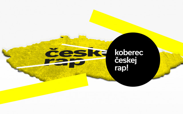 Chci být jediný na světě, kdo má koberec českej rap