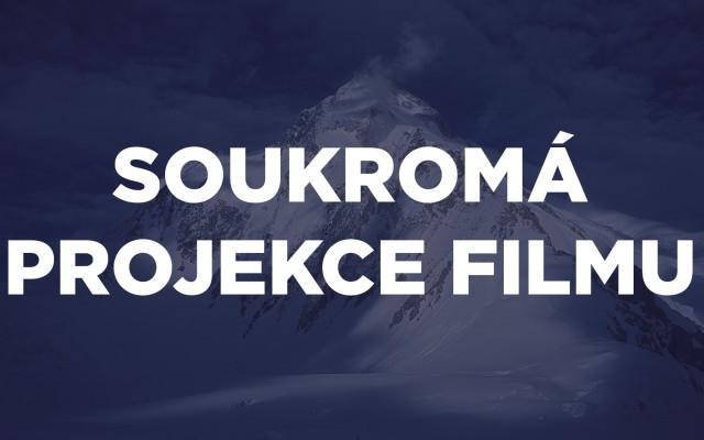 Soukromá projekce filmu