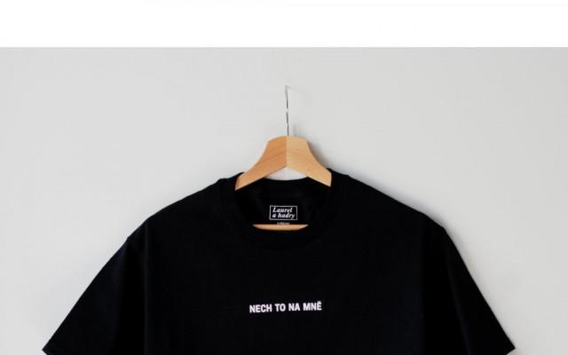Album na LP + tričko Nech to na mně.