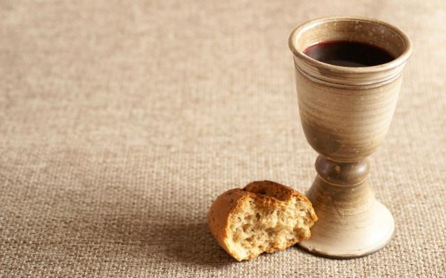 Chléb a víno!