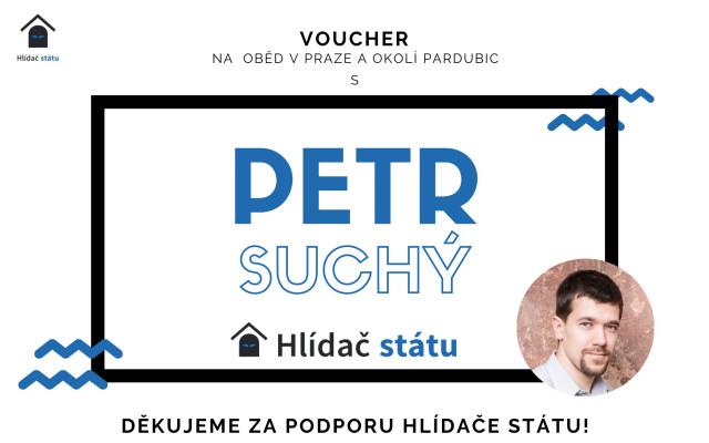 Setkání s Petrem Suchým