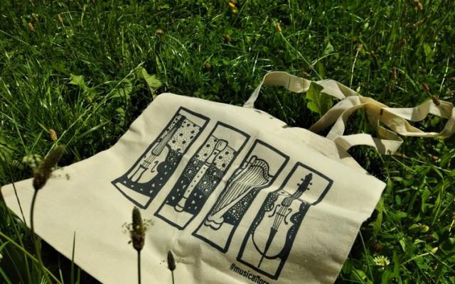 Nes si svoji Floreu - originální taška