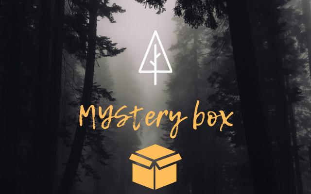 Mystery box střední