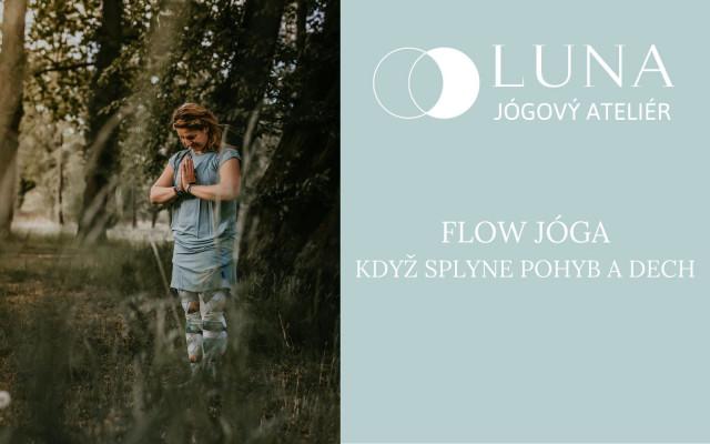 Lekce Flow jógy