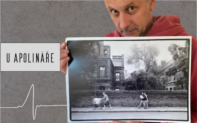Umělecká fotografie od Igora Chmely č.2 U APOLINÁŘE