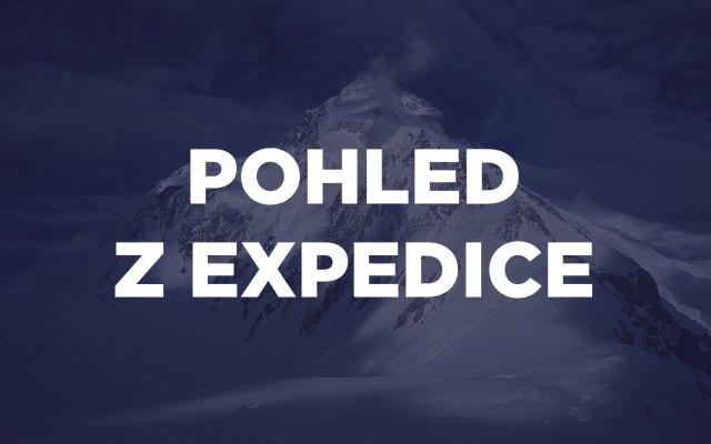 Pohled z expedice