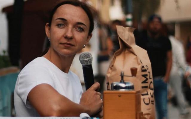 Kurz přípravy kávy pod vedením majitelky kavárny Malé Café Šárky Bolatzké