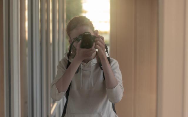 Fotografické portréty od Hany
