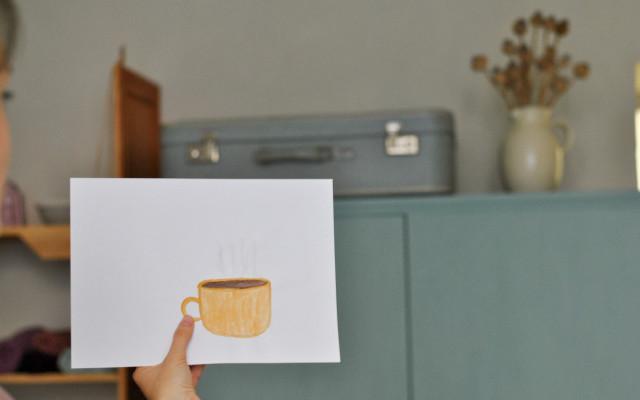 Kafé v MAK atelieri