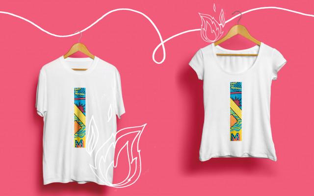 Limitovaná kolekce trička s deisgnem RTM