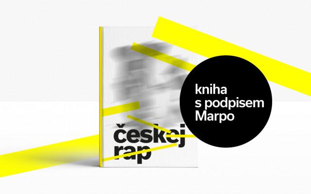 Chci knihu s podpisem Marpo