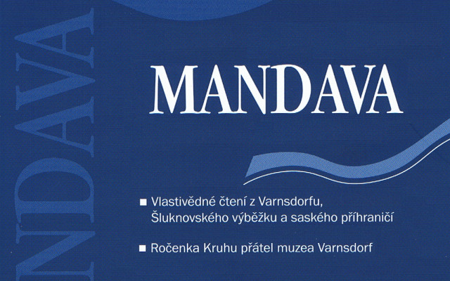 vlastivědný sborník Mandava 2021