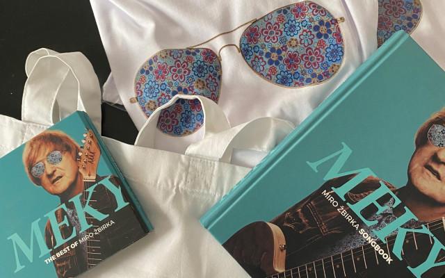 Merch kolekce (triko, taška, 3CD The Best Of, Songbook)