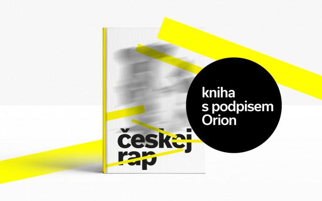 Chci knihu s podpisem Orion