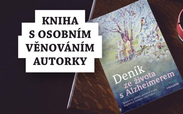 Kniha s osobním věnováním autorky