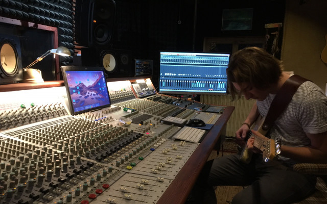 Workshop základů hudební produkce s Víťou