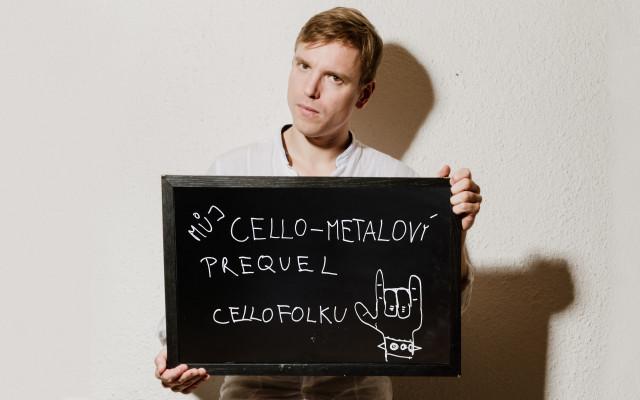 Můj cello-metalový prequel cellofolku