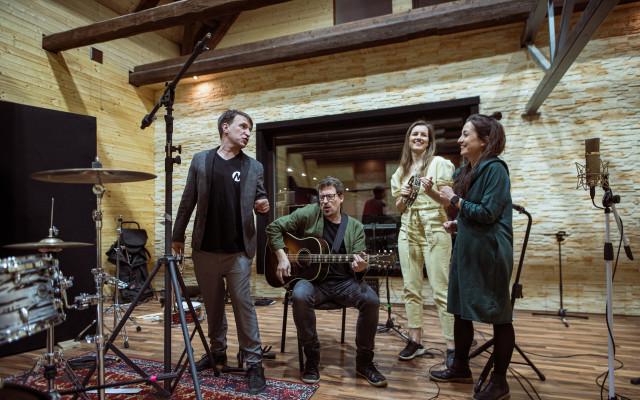 VIP koncert - frontline acoustic